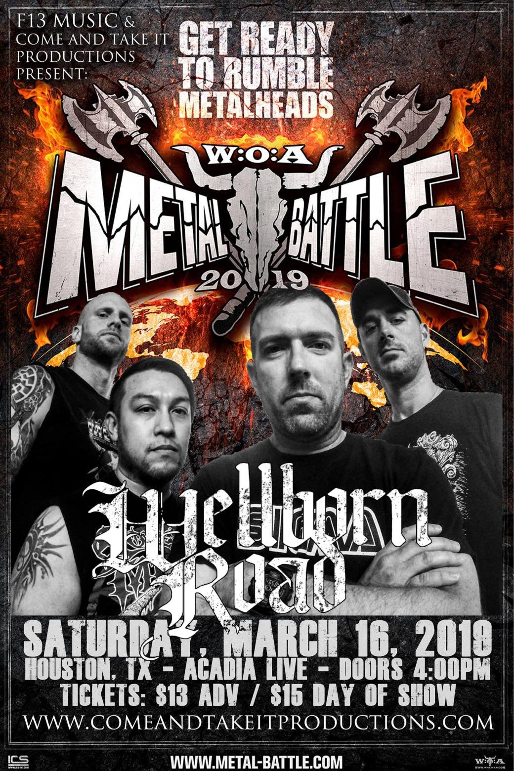 Wacken Metal Battle WR Version